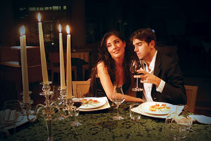 How to Pick the Perfect Restaurant for a Date - Candlelight Dinner