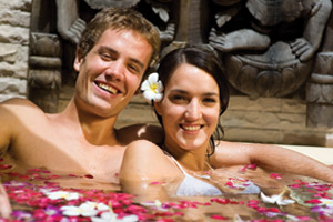 How to Increase Passion in Bed -My Partner isn't Interested in Sex - Couple making love in Hot Tub