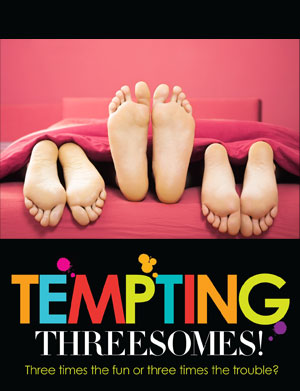 Ménage à Trois - Threesomes and its Rules