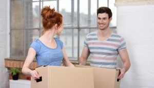 ask your partner to move in