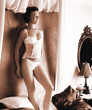 The Gentleman's Guide to Buying Lingerie