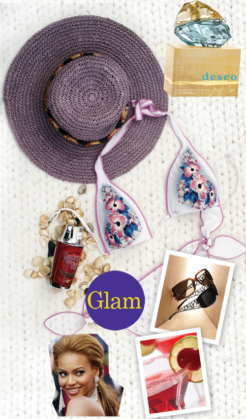 Glam Girl Fashion Statements - Celebrity Personality - Glamorous