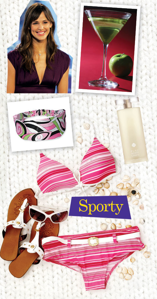 Sporty Chick Fashion Statements - How to Dress Sporty - Celebrity