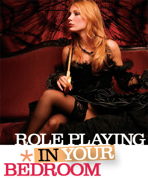 How to Role Play in Bed - Role Playing Sex Games