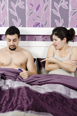 sexual problems in a relationship